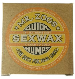 SEXWAX Wax Yellow X-Cold To Cold