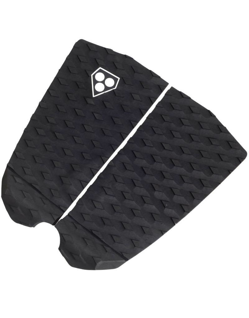 Gorillasurf Phat Two Tail Pad Black