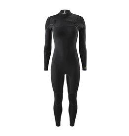 Patagonia W's R2 Lite Yulex FZ Full Suit Black