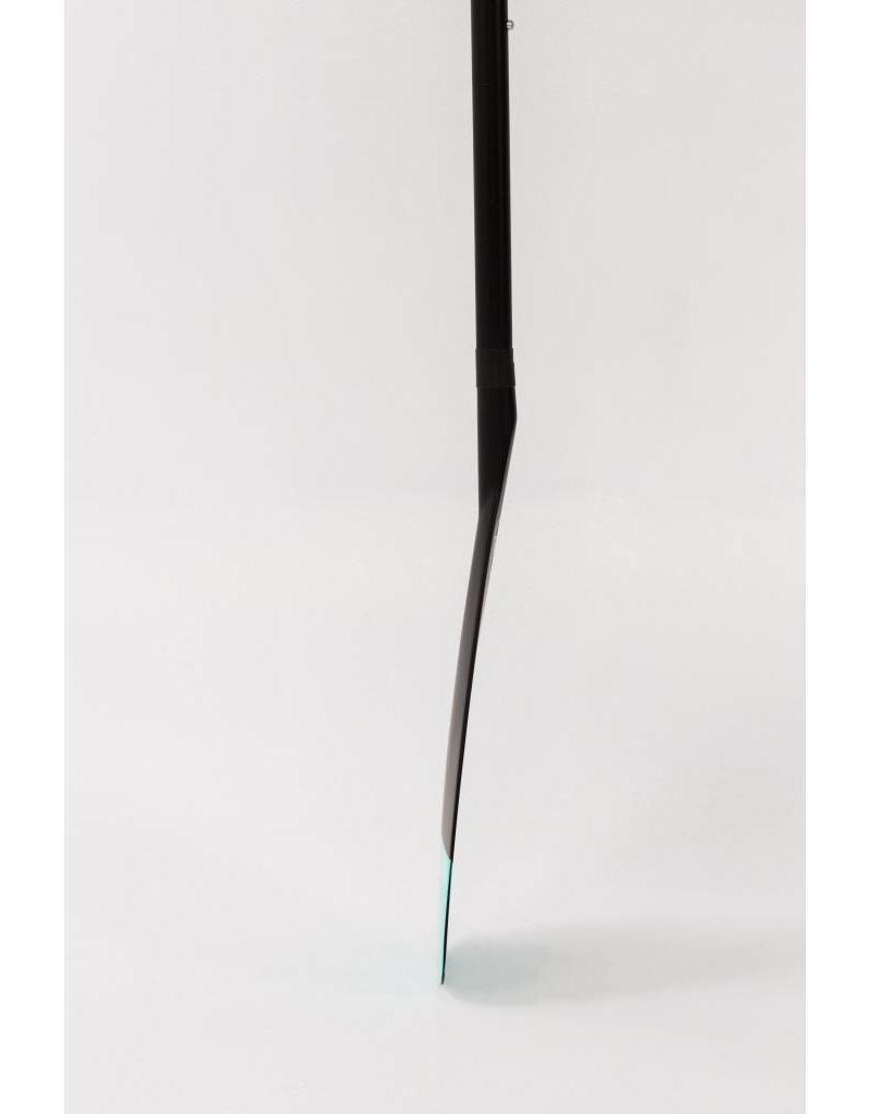 Taiga Paddle Hybrid - Black and Blue - Adjustable 2 pieces (2017)