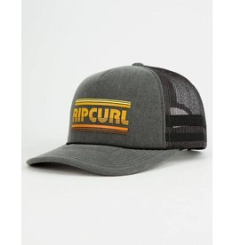 Rip Curl Selleck Trucker Hat Charcoal