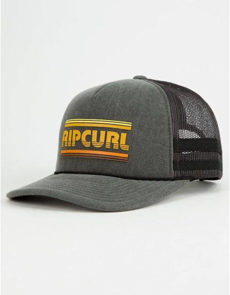 Rip Curl Selleck Trucker Hat Charcoal
