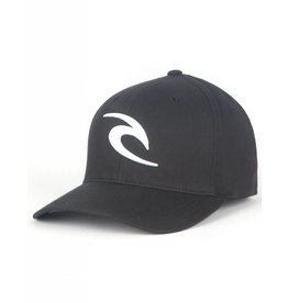 Rip Curl RC Icon Flexfit Black