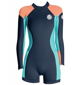 Rip Curl Junior Girl Dawn Patrol L/SL Peach