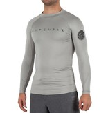 Rip Curl Dawn Patrol L/SL Rash Guard Grey