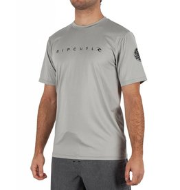 Rip Curl Dawn Patrol S/SL Rash Guard Grey