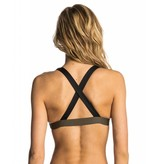 Rip Curl Mirage Ultimate Halter Top Black