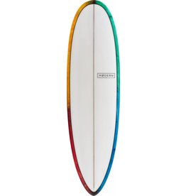 Modern Longboards Love Child PU Kaleidoscope