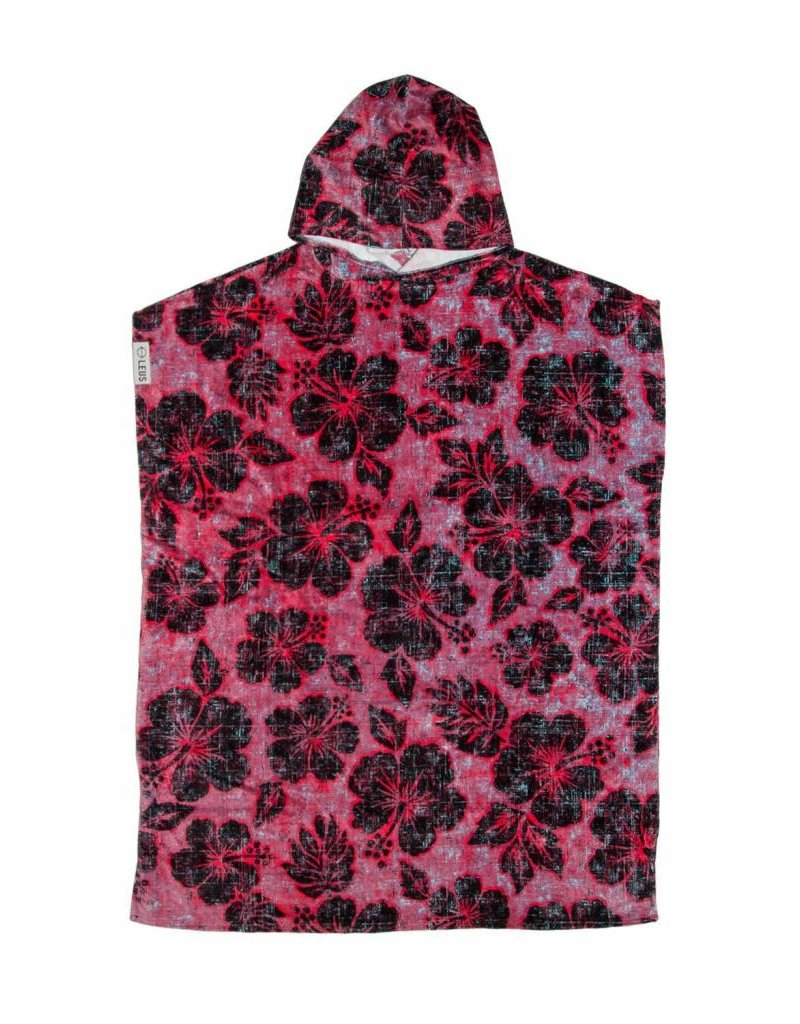 LEUS Poncho Conner Coffin - Heavy Petal