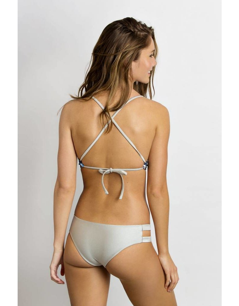 June Swimwear Jade Surf Jungle Bikini Top
