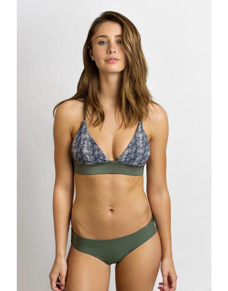 June Swimwear Daisy in Liane Bikini Bottom