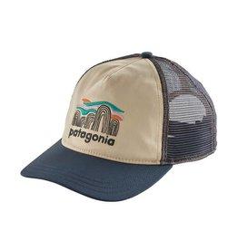 Patagonia W's Fitz Roy Boulders Layback Trucker Hat