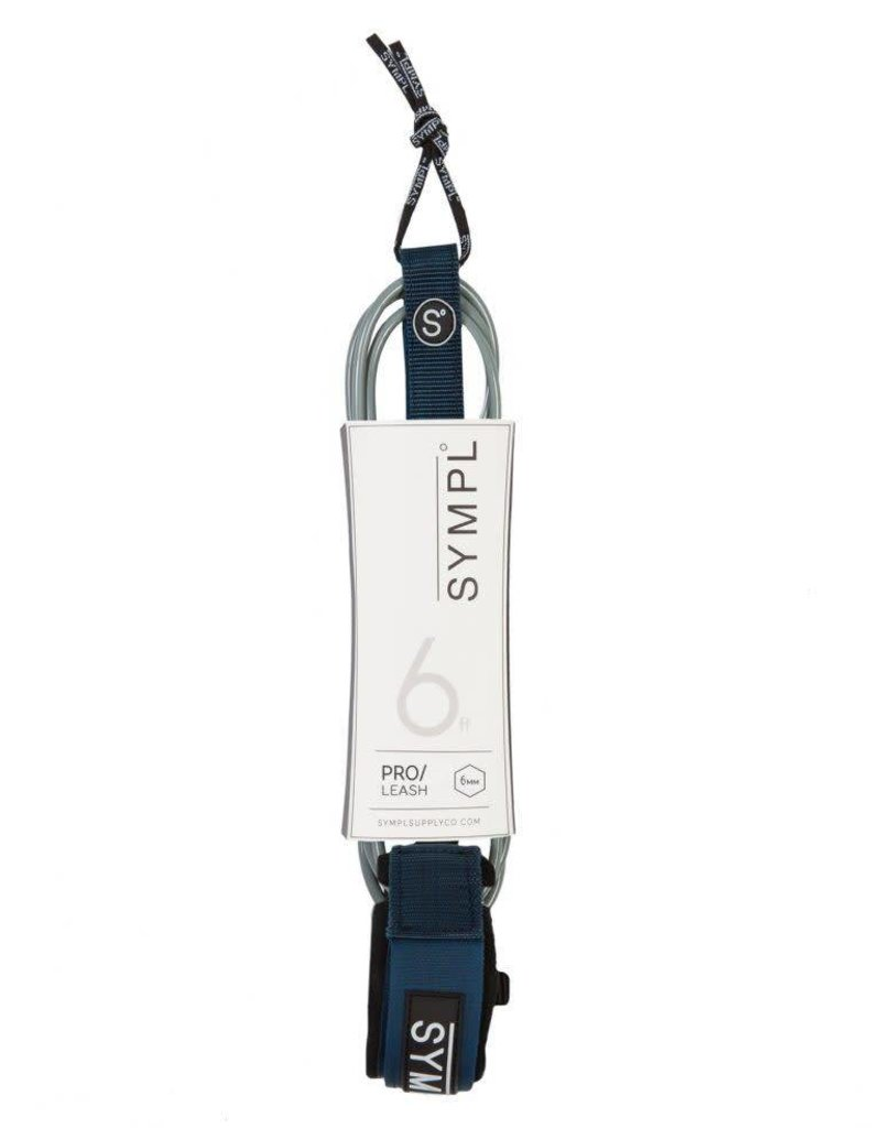 SYMPL Navy Leash 6ft - 9ft Pro