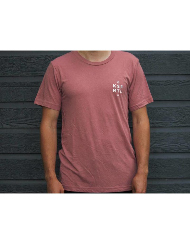 KSF The Heron T-Shirt Unisex Rosé