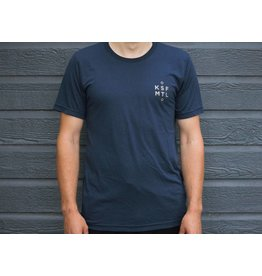 KSF The Heron T-shirt Unisex Navy