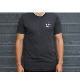 KSF The SturgeonT-shirt Unisex Charcoal