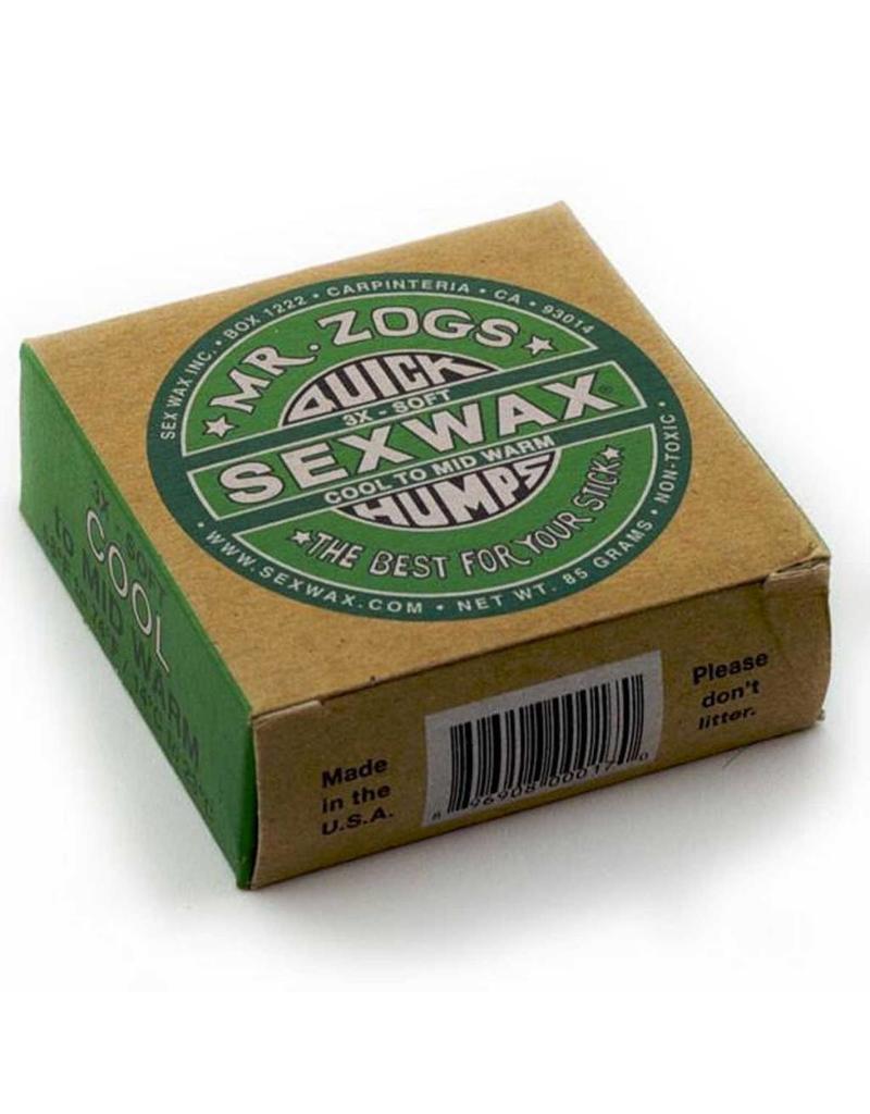 SEXWAX Quick Humps Surf Wax