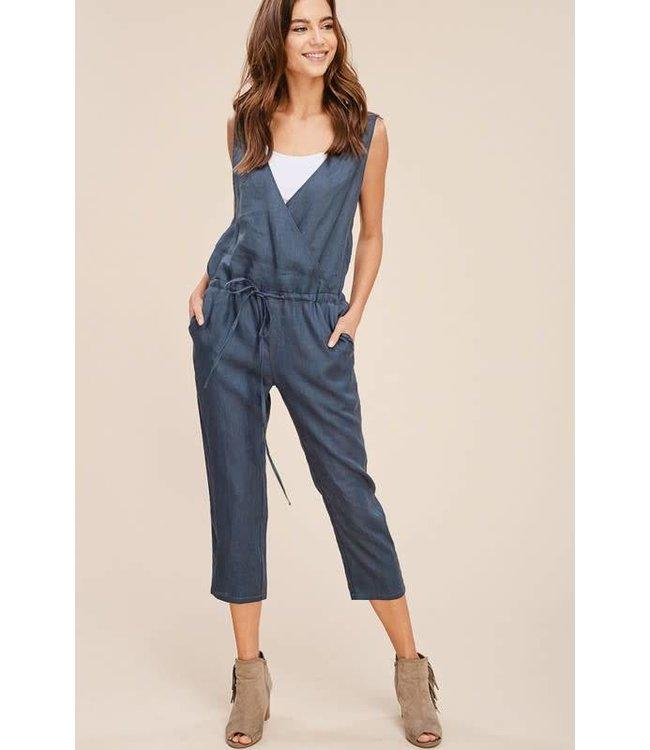 Listicle Linen Jumpsuit