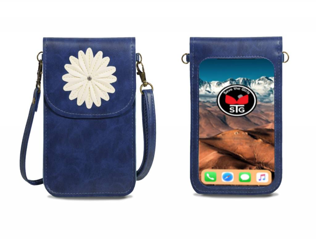 Save The Girls Daisy Wallet