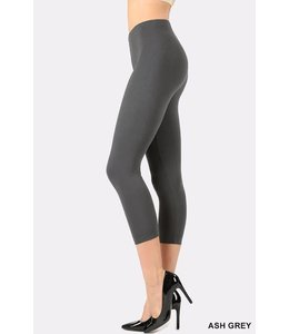 Cotton Capri Leggings