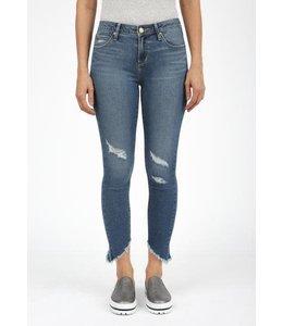 Articles of Society Step Hem Skinny Jeans