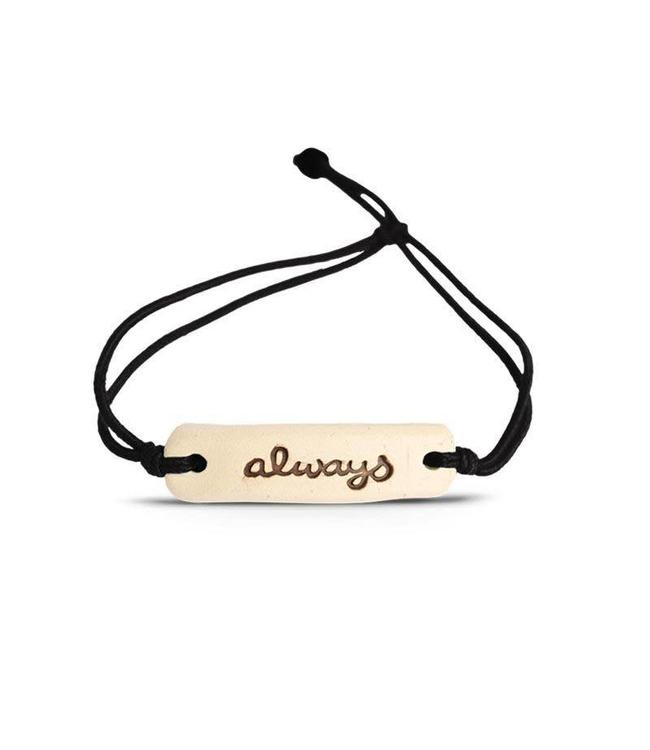 Mud Love Always Adjustable Bracelet