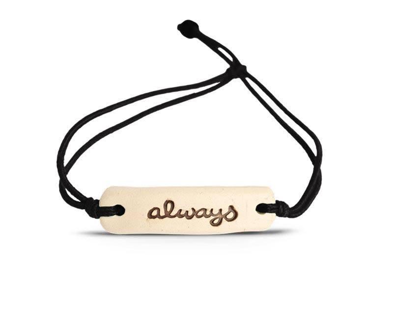 Mud Love Always Adjustable Bracelet