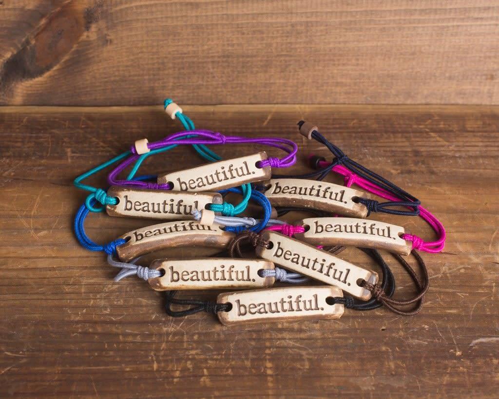 Mud Love Beautiful Adjustable Bracelet