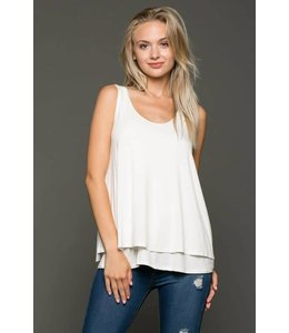 Diosa Double Layer Tank