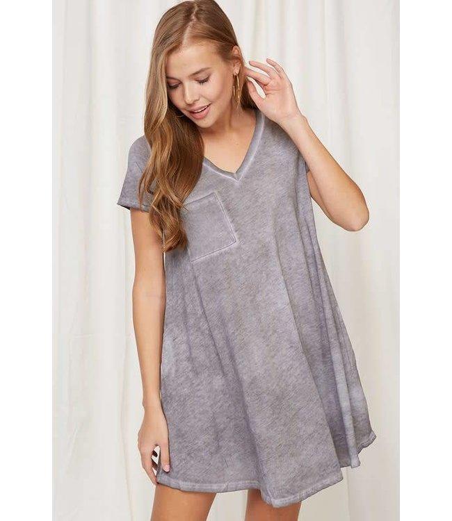 Knit T Shirt Dress