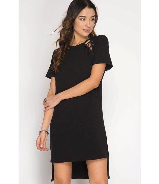 Short High Low Dress