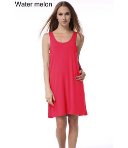 Tree People Piko Knitted Tank Dress