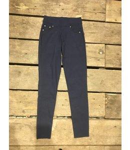Stretch Skinny Pants Navy