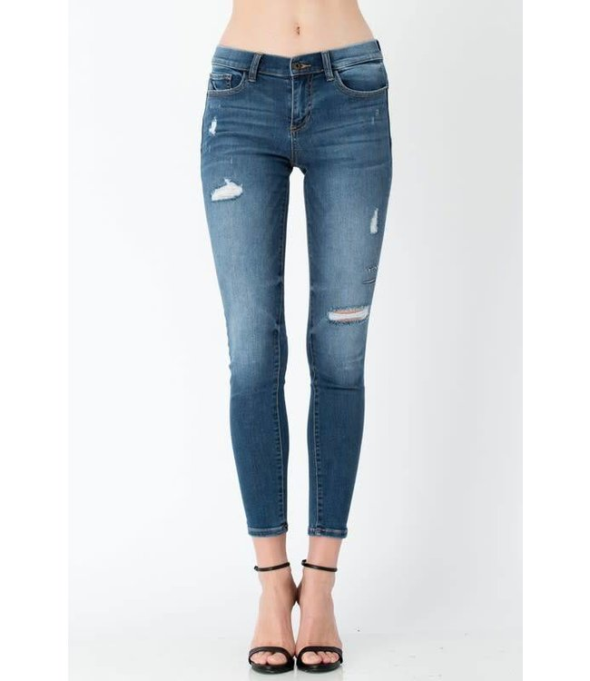 Sneak Peek Denim Curvy Skinny Jeans