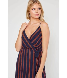 Stripe Woven Dress