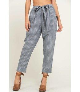 Wishlist Cotton Striped Pants