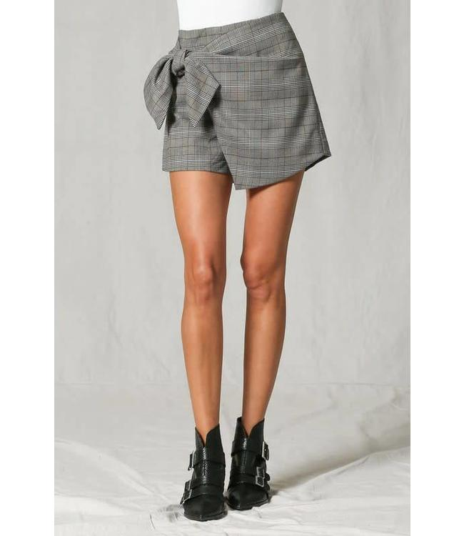 By Together Bow Tie Skort