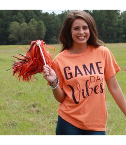 Comfort Colors Comfort Colors Game Day Vibes T's