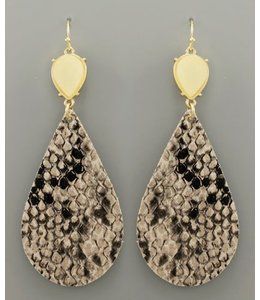 Golden Stella EP14540 Earrings