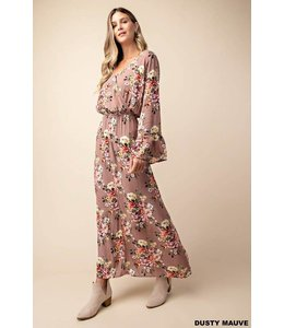 Kori America Surplice Dress