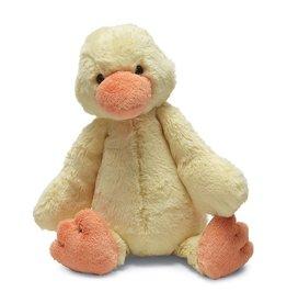 """Bashful Duckling  Medium 12"""" by Jellycat"""