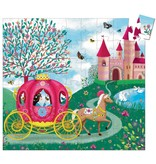 Elise's Carriage 54-pc Puzzle by Djeco