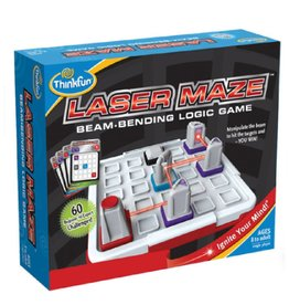 Laser Maze Logic Game by ThinkFun