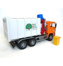 MAN Side Load Garbage Truck by Bruder