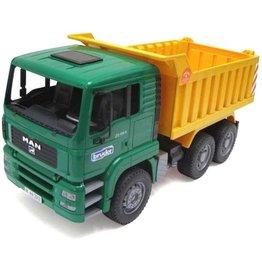 MAN TGA Tip Up Truck by Bruder Toys