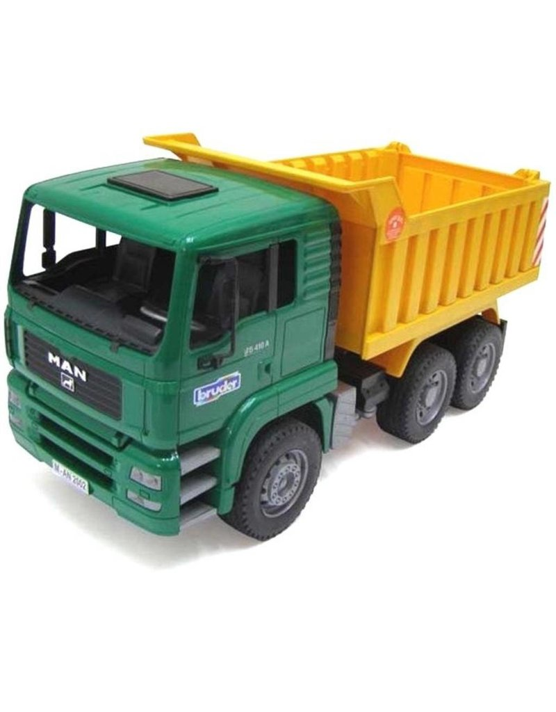 MAN TGA Tip Up Truck by Bruder Toys
