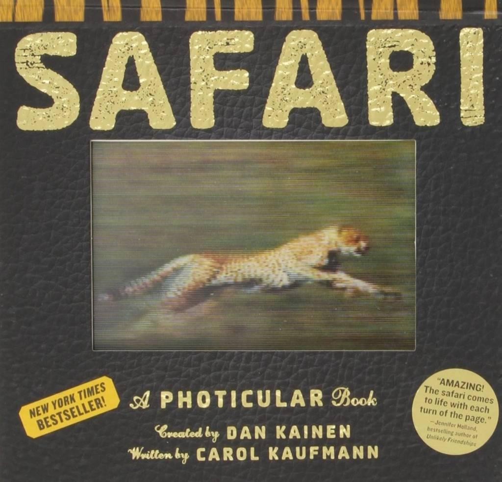 Safari - A Photicular Book