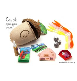 Squirrel Craft Kit by Squirrel King