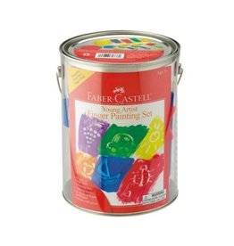 Young Artist Finger Paint Set