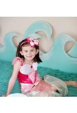 Mermaid Dress in Pink